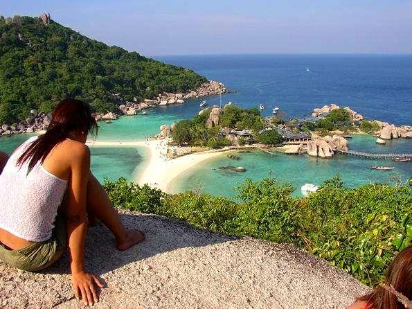 Thailand - NangYuan, bei Kohsamui